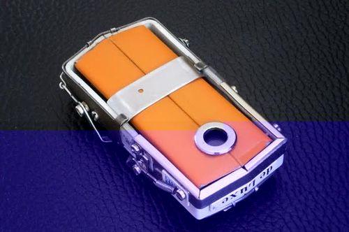 スチームパンクな携帯10