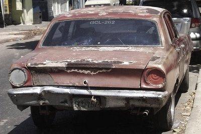 ポンコツ車13