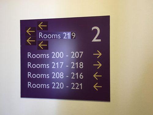 「219号室はどこ?」03