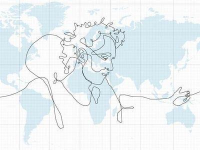 地球をキャンバスに!世界最大の絵を描いたその手法とは?TOP