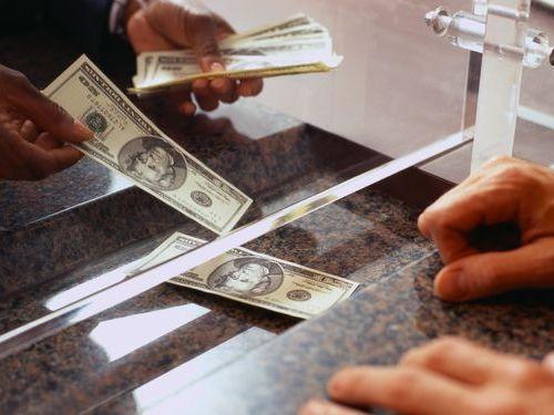 銀行の取引