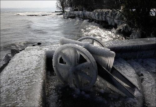 ヨーロッパの大寒波12