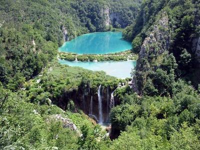 プリトヴィツェ湖群国立公園04