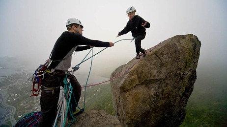 スボルベルのヤギ岩08