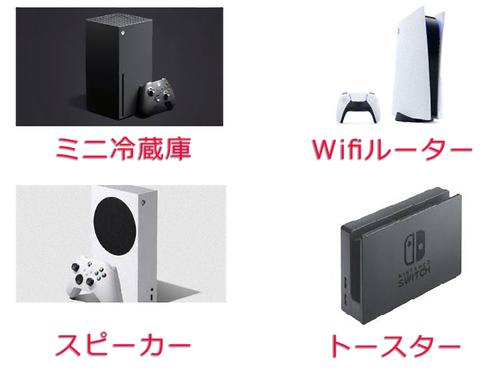 「次世代ゲーム機はどれも電化製品にそっくり…」01
