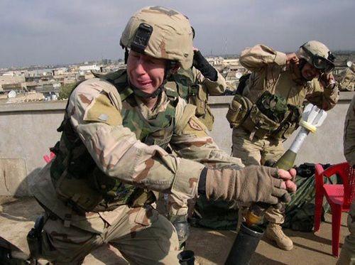 軍隊生活24