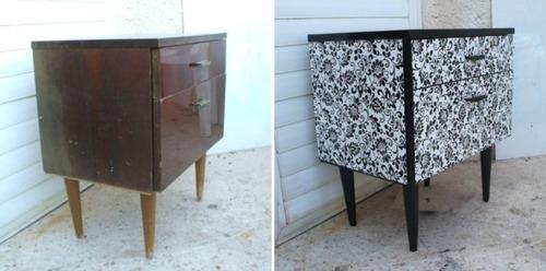旧ソ連の家具をリメイク04