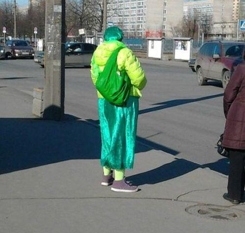 ロシアのファッション12
