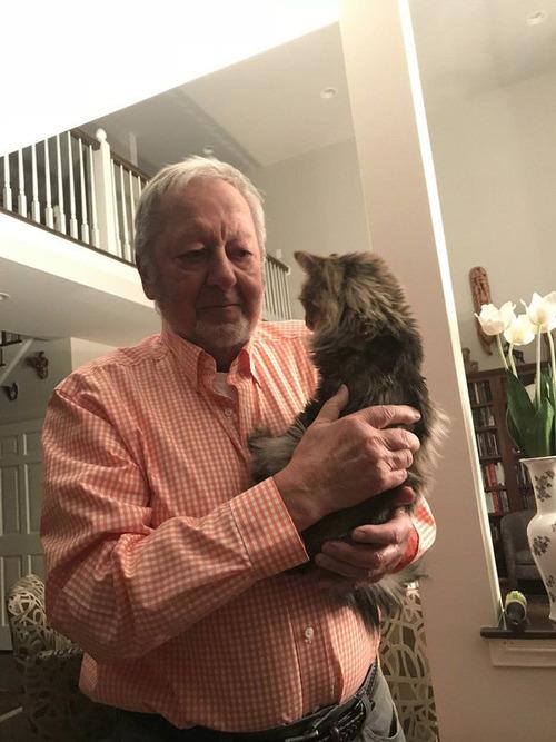 祖父がすっかり猫好きに03
