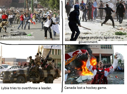 カナダ暴動01