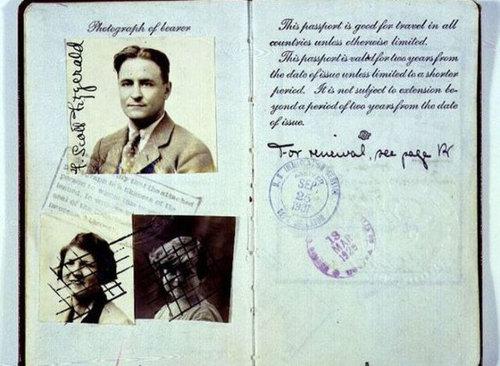 歴史上の有名人のパスポート12