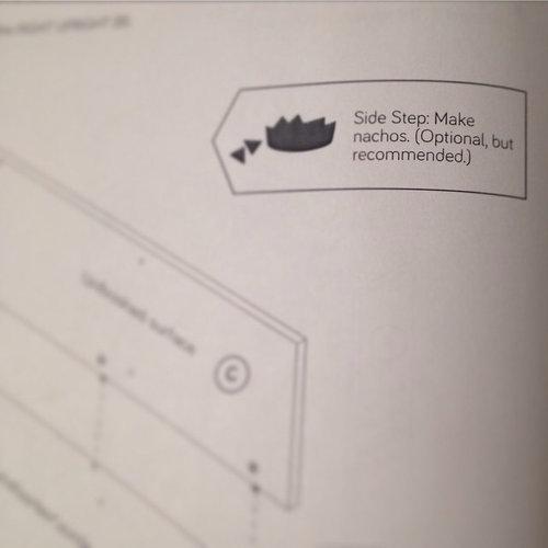家具の説明書01