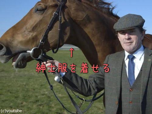 イギリスでは馬も紳士00