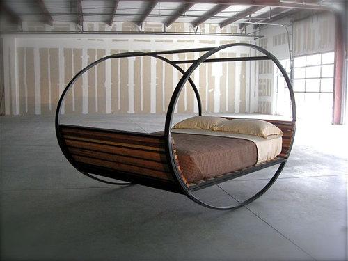 Bauhaus Sleeper Sofa