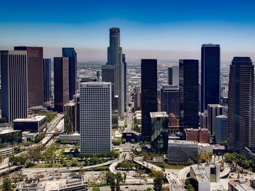 映画で見るロサンゼルス vs 現実のロサンゼルス00
