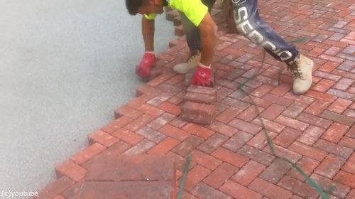 2倍速でブロックを敷き詰める方法 03