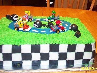 ゲームケーキ00