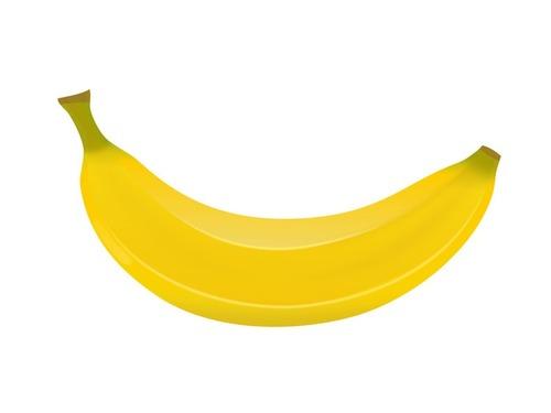 アルミの容器に入ったバナナを描いてみた00