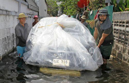 タイの洪水11