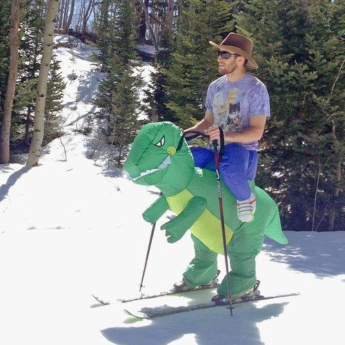 スキー場で会った男性01