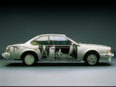 14アートな自動車