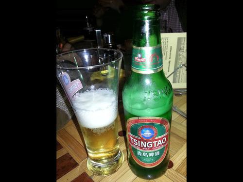 中国のビールの飲み方00