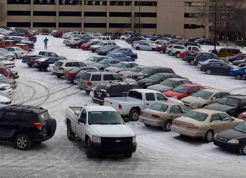 駐車場のラインが見えないとき02