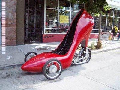 靴の形をした車14