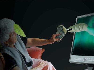 オンライン詐欺