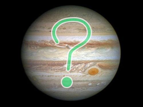 木星とオーロラ00