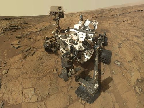 火星探査のローバー04