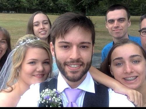 12歳から結婚するまでの自撮り01