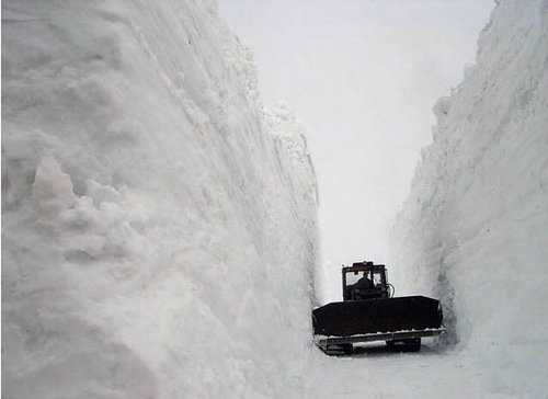 ロシアの普通の冬10