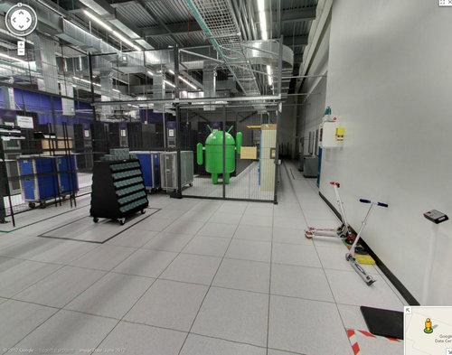 Googleのデータセンター05