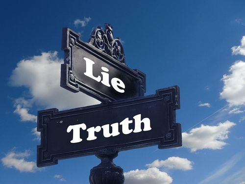 ウソと真実