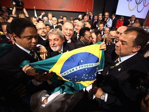 ブラジル五輪