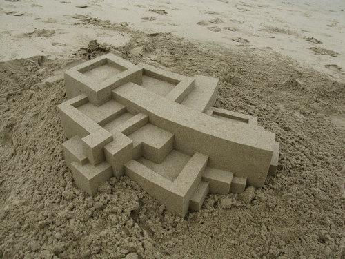 砂の城09