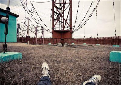 モスクワのラジオタワー02