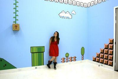 スーパーマリオの部屋04
