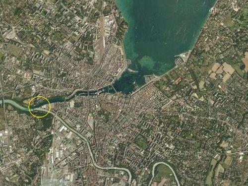 ローヌ川とアルヴ川の合流ポイント03