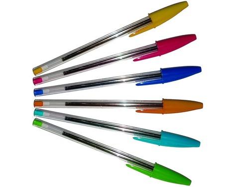 ボールペンを使い切る