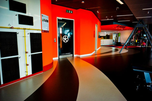 Googleロンドン・オフィス15
