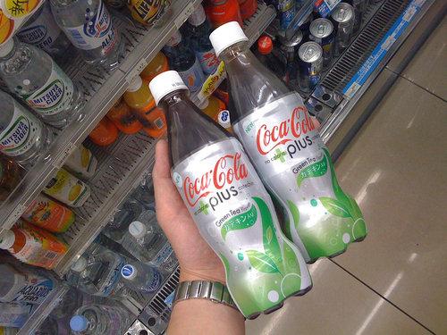コカコーラの変わったフレーバー06