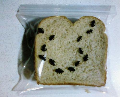 サンドイッチアート11