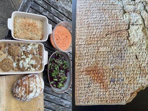 4000年前のレシピを再現00