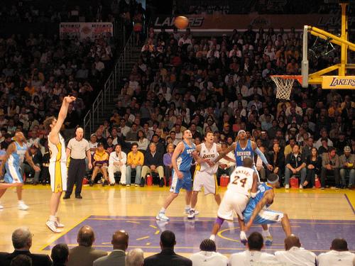 NBAのフリースロー00