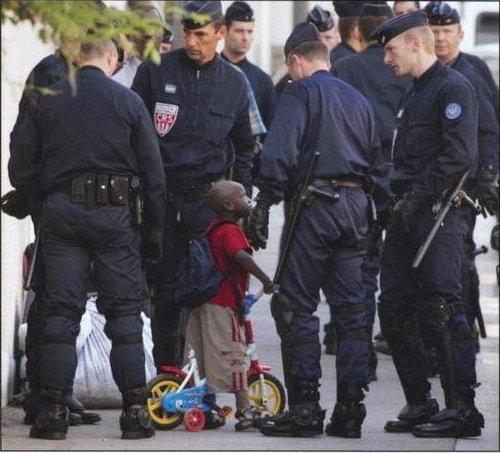 アメリカの警察11