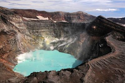 クリュチェフスカヤ火山06