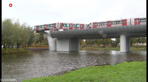オランダの電車が「クジラのしっぽ」で助かる01