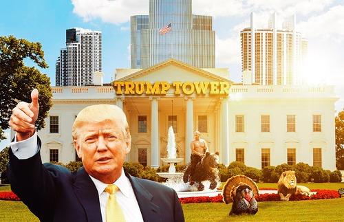 「もうホワイトハウスを変えちまえ!」05